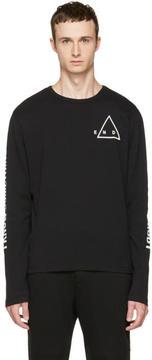 McQ Black Kid T-Shirt