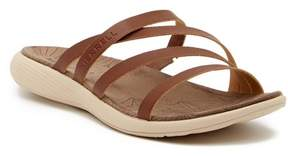 Merrell Duskair Seaway Leather Sandal