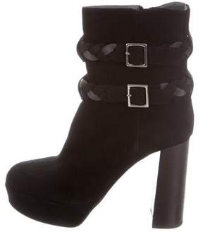 Ritch Erani NYFC Suede Ankle Boots