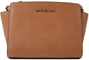 Michael Kors Medium Selma Shoulder Bag - BROWN - STYLE