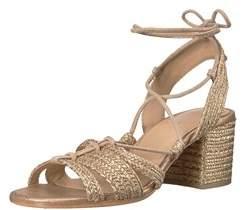 Pour La Victoire Womens Amada Open Toe Casual Slingback Sandals.