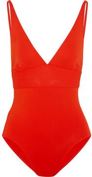 Eres Les Essentiels Lacrin Swimsuit - Orange