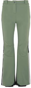 Fendi Pequin Striped Ski Pants - Green