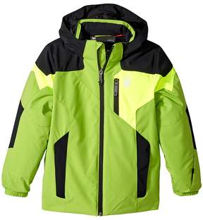 Spyder Mini Chambers Jacket Boy's Coat