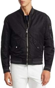 Michael Kors Nylon Bomber Jacket