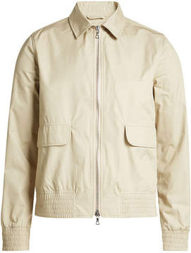 Officine Generale Jacket with Cotton