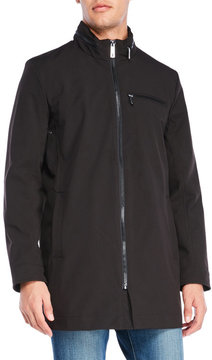 Kenneth Cole Long Soft Shell Jacket