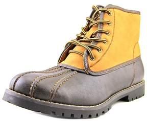 Steve Madden Men Cornel Duck Men US 7 Brown Rain Boot