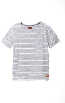7 For All Mankind Stitched Tee (Little Boys)