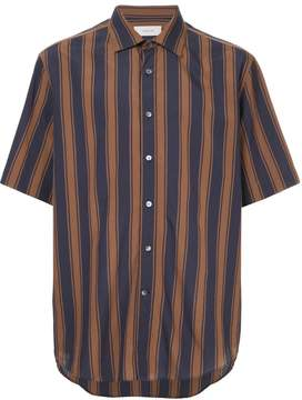 Cerruti short sleeve striped shirt