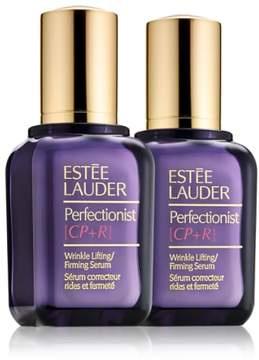 Estee Lauder Perfectionist [Cp+R] Wrinkle Lifting/firming Serum Duo