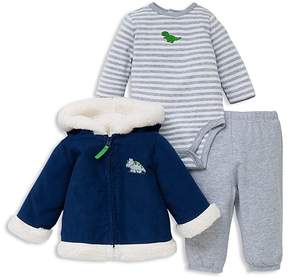 Little Me Boys' Dashing Corduroy Jacket Set - Baby