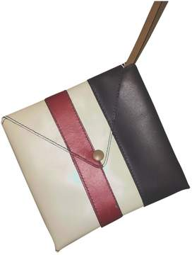 And other stories & Multicolour Leather Clutch Bag