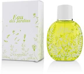 Clarins Eau Des Jardins Treatment Fragrance Refillable Spray (Limited Edition)