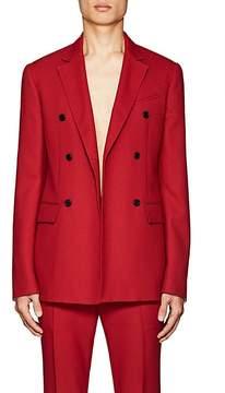 Calvin Klein Men's Tech-Twill Double-Breasted Sportcoat