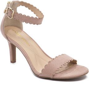 Andrew Geller Una Womens Heeled Sandals