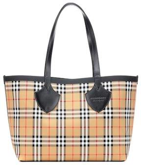 Burberry The Giant Medium reversible shopper