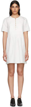 A.P.C. Off-White Christie Dress
