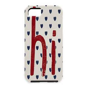 Deny Designs Leeana Benson Hi Heart Case for iPhone® 5 and 5S