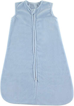 Hudson Baby Light Blue Fleece Sleeping Zip-Up - Infant