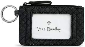 Vera Bradley Denim Iconic Zip ID Case - DENIM NAVY - STYLE