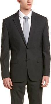 Kenneth Cole New York 2Pc Wool-Blend Travel Suit