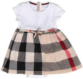 Burberry LAYETTE Dress Dress Kids Layette