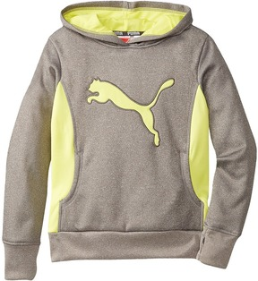 Puma Kids - Cat Hoodie with Thumb Hole Girl's Sweatshirt