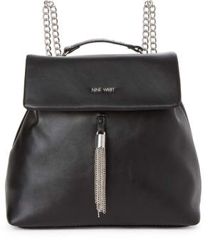 Nine West Black Wilma Backpack