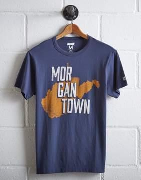 Tailgate Men's WVU Morgantown T-Shirt