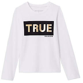 True Religion TRUE TODDLER/LITTLE KIDS TEE