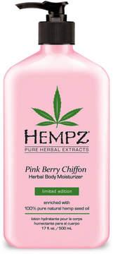 Hempz Pink Berry Chiffon Herbal Body Moisturizer
