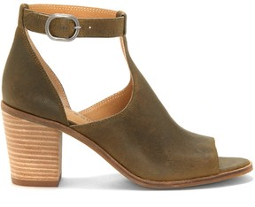 Sole Society Kadian Cut Out Peep Toe Sandal