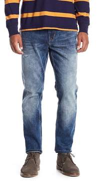 Hudson Sartor Distressed Relaxed Skinny Jeans