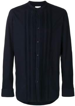 Paolo Pecora pleated button shirt