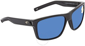 Costa del Mar Slack Tide Blue Mirror Rectangular Sunglasses SLT 11 OBMP