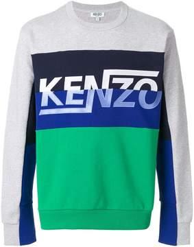 Kenzo retro logo sweatshirt