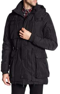 Slate & Stone Jacket With Attached Hood