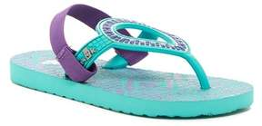 Sanuk Ibiza Gemma Prints Sandal (Toddler & Little Kid)