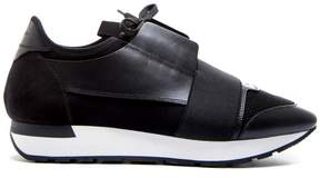 Balenciaga Race Runners Black Sneakers