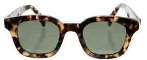 Celine Tortoiseshell Tinted Sunglasses
