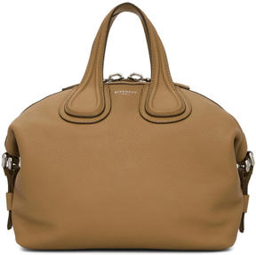 Givenchy Beige Small Nightingale Bag