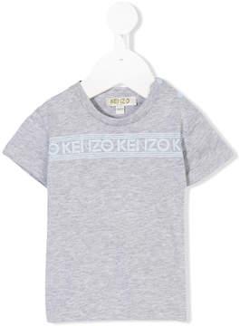 Kenzo printed logo T-shirt