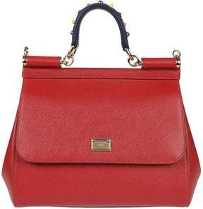 Dolce & Gabbana Beatrice Tote - ROSSO - STYLE