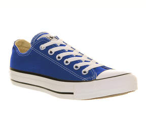 Marie Chantal Boys Converse All Star - Blue