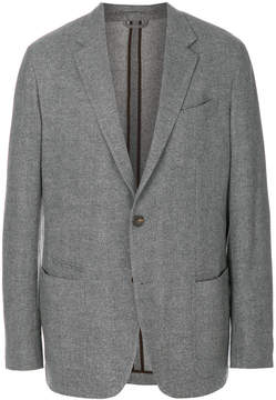 Ermenegildo Zegna formal single-breasted blazer
