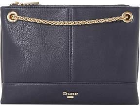Dune Eholly triple-pouch shoulder bag