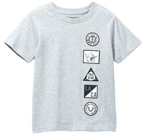 True Religion Surplus Patches Tee (Toddler & Little Boys)