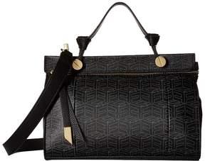 Foley + Corinna Core Dione Mini Satchel Satchel Handbags