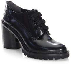 Marc Jacobs Gwen Lace-Up Leather Oxfords